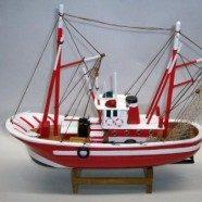 Barca peschereccio grande
