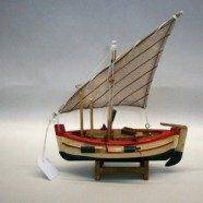 Barca vela piccola