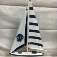 Barca legno cm 23×43