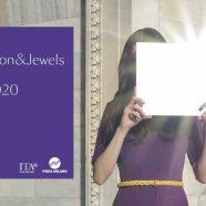 Saremo presenti all'HOMI Fashion&Jewels