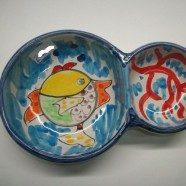 Portaolive ceramica
