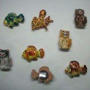 Magneti animali assortiti