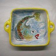Vassoio ceramica