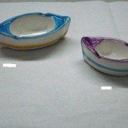 Barchette ceramica