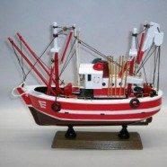 Barca peschereccio medio