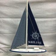Barca legno cm 55×32