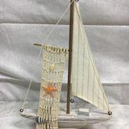 Barca legno cm 30×20